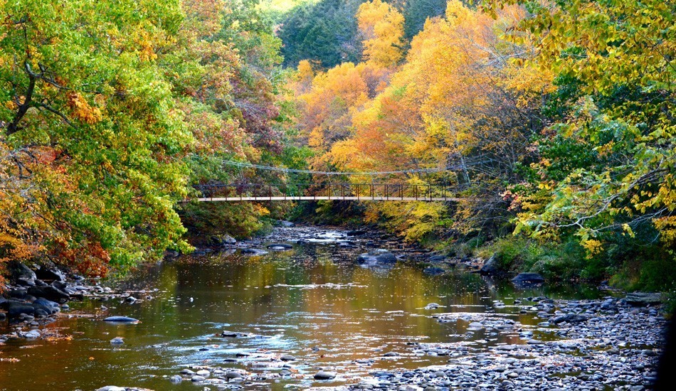Washington Is One Of The Best Places To Experience New England During Fall Season Surrounding Hillsides And Vistas Are Awash With Vibrant Color At