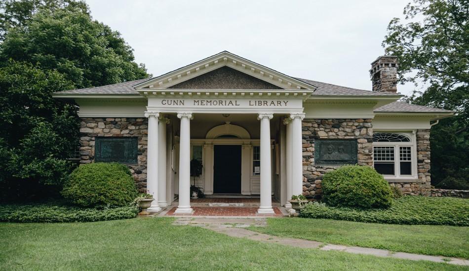 Gunn Memorial Library