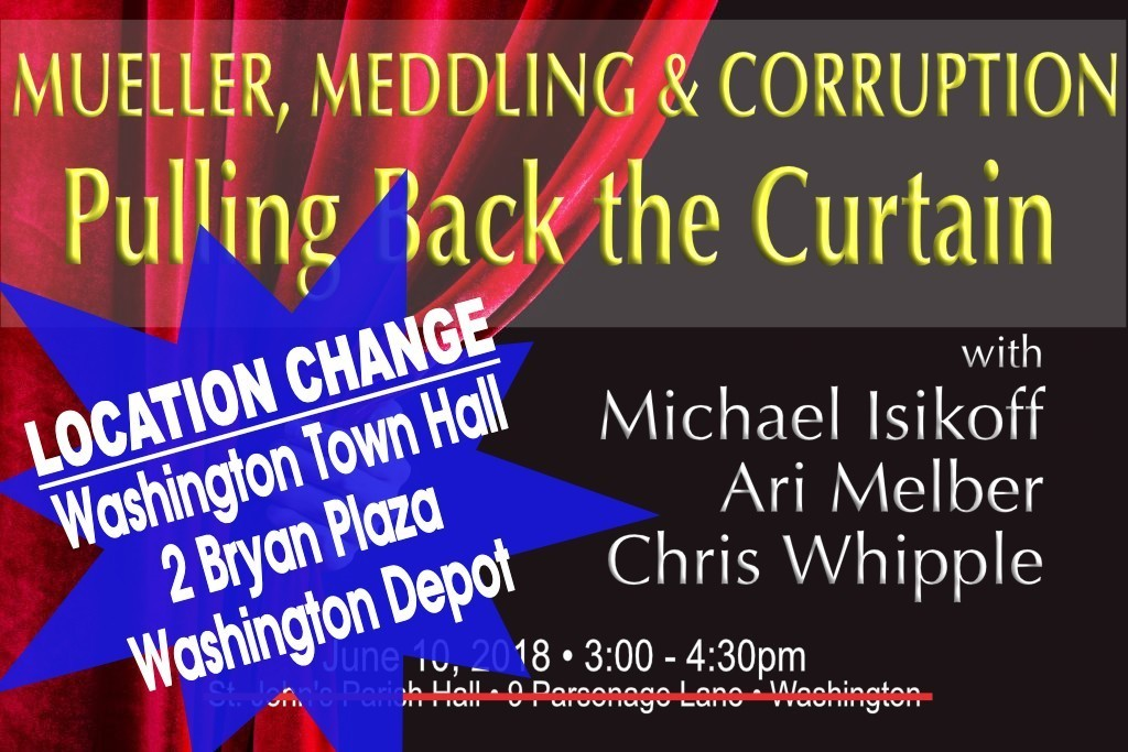 Conversations on the Green Washington CT Melber Isikoff Whipple