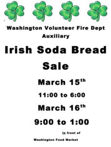 Irish Soda Bread 2019 washington ct