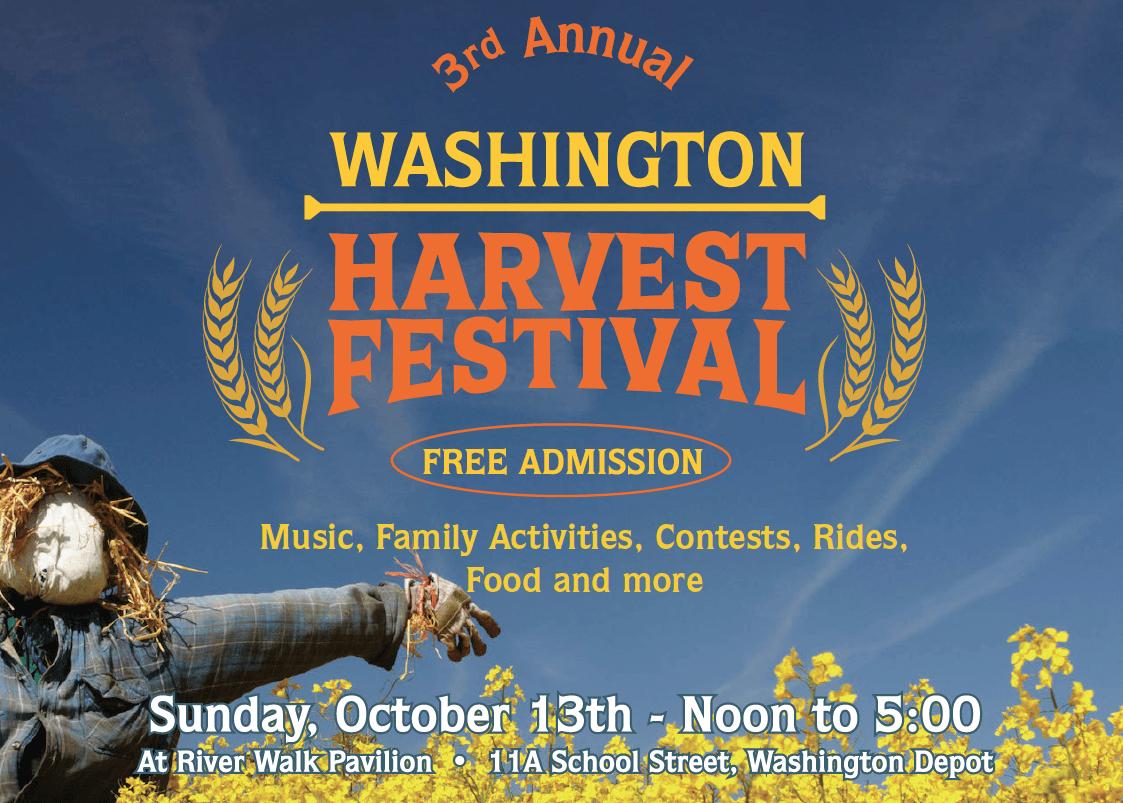 Washington CT Harvest Festival