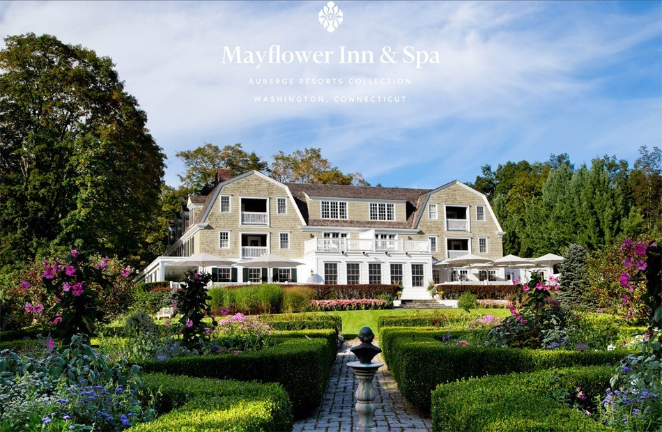Mayflower inn washington ct