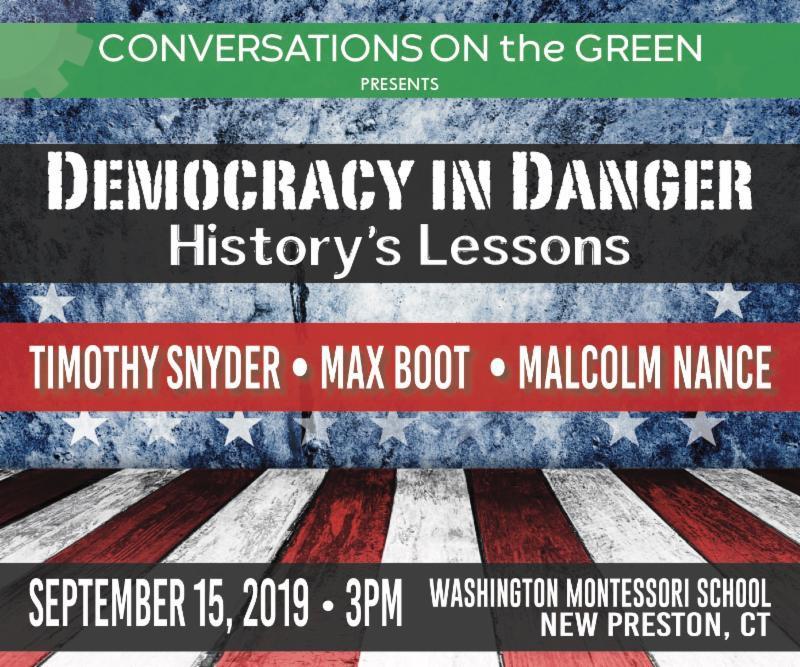 democracy in danger