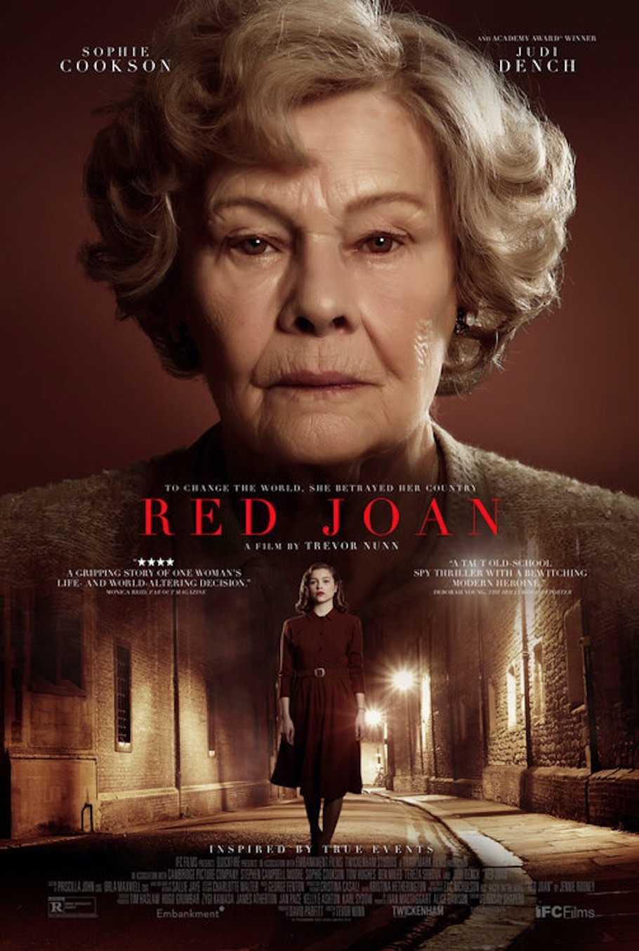 Red Joan Monday Matinee Gunn Library ct