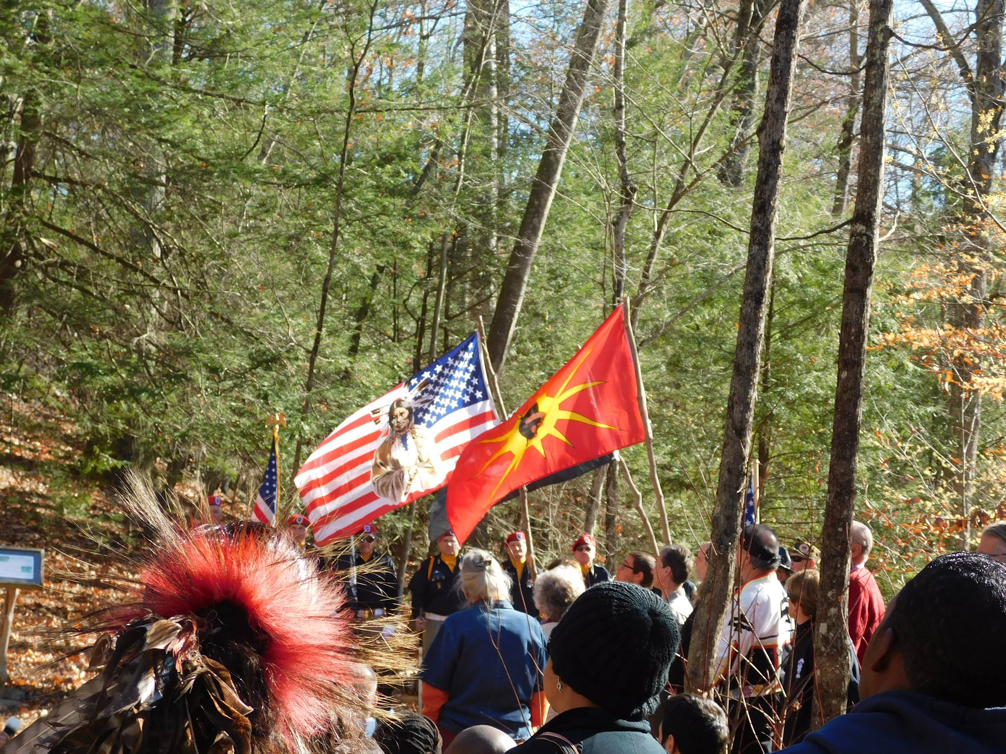 Veteran's Day American Indian Studies