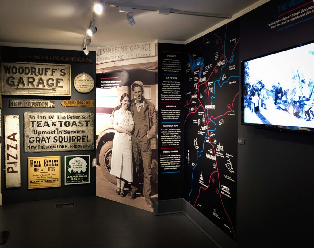 Gunn Historical Museum Exhibit