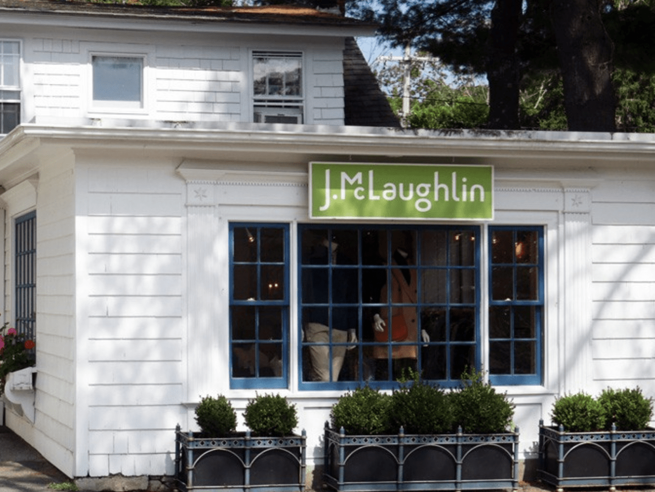 JMcLaughlin Fall Tent Sale