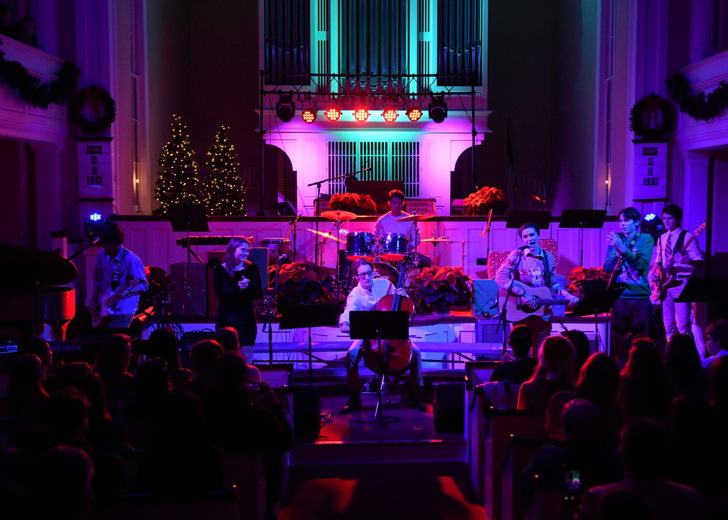 Gunnery Annual Concert