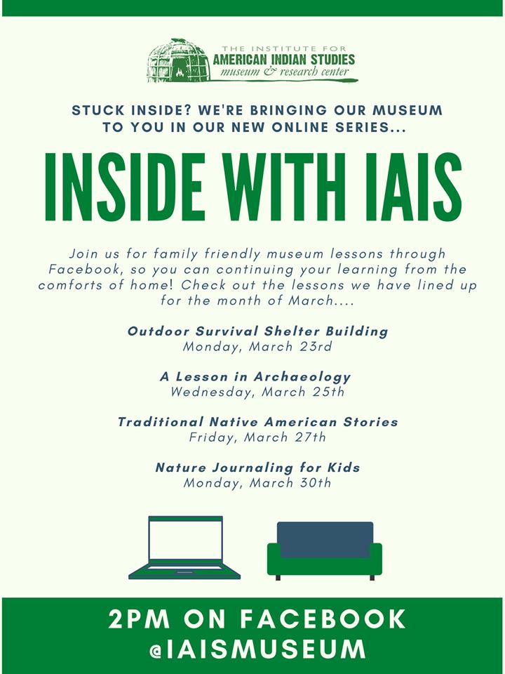 IAIS Virtual Events