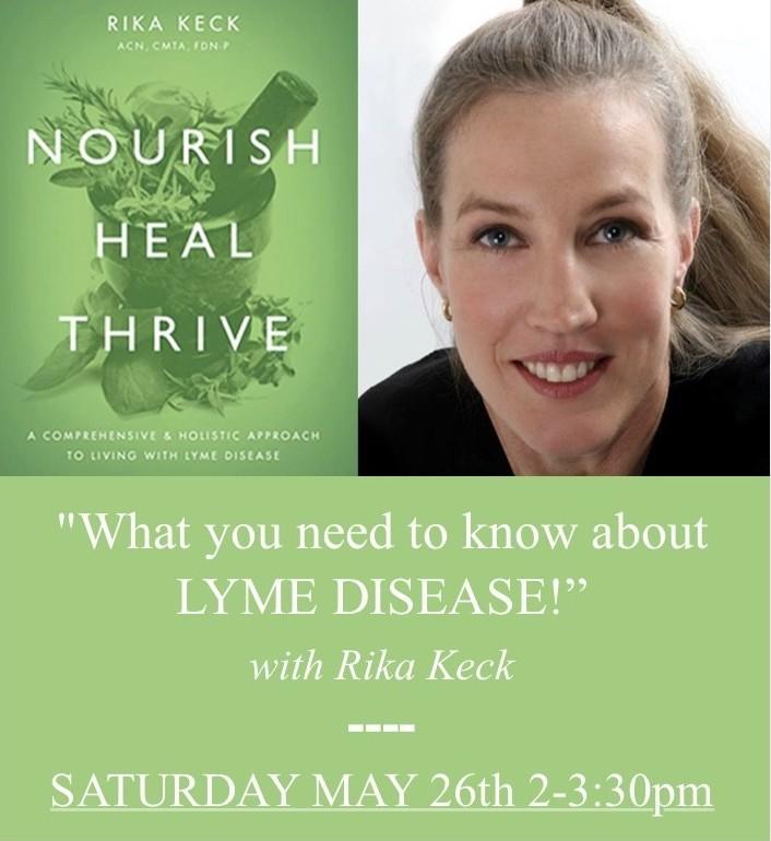 lyme disease free online class